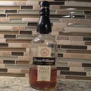 Evan Williams Single Barrel -- Why not?
